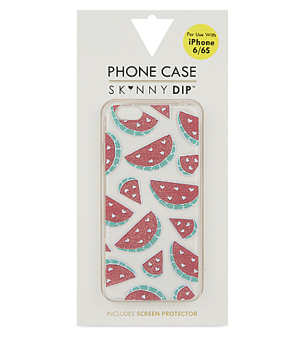 SKINNYDIP Watermelon iPhone 6/6S case (Multi