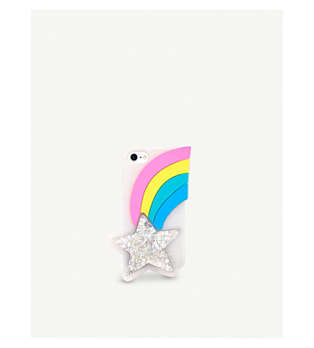 SKINNYDIP Shooting Star iPhone case (Glitter+silicone
