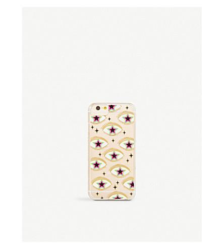 SKINNYDIP Starry-eyed iPhone 6/7 case (Starry+eyed