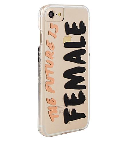 SKINNYDIP Future Is Female iPhone 6/6s or 7 case (Multi