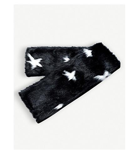 SKINNYDIP Bellatrix faux-fur scarf (Bellatrix