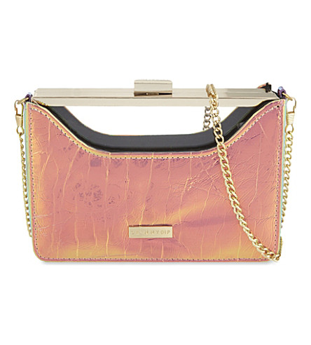 SKINNY DIP Bettle Rita shoulder clutch (Multi