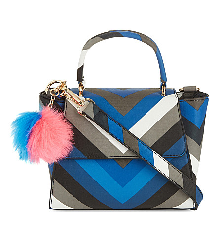SKINNYDIP Mini leather lady bag (Multi