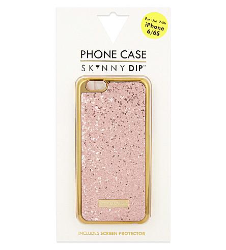 SKINNYDIP Chloe iPhone case 6/6S (Pink