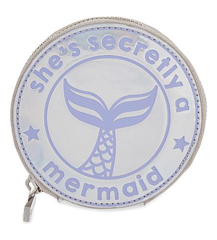 SKINNYDIP Mermaid coin purse (Multi