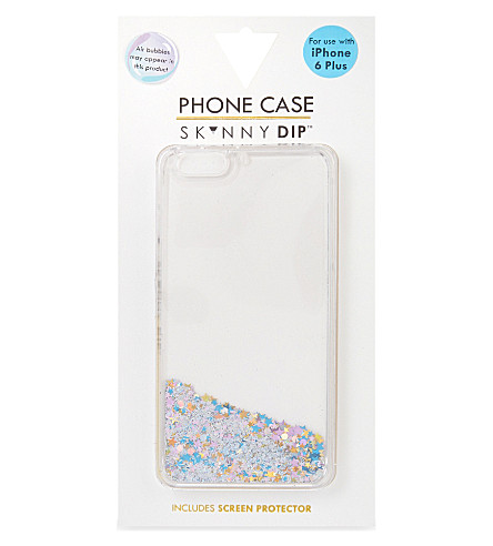 SKINNYDIP Pastel confetti iPhone 6+ case (Multi