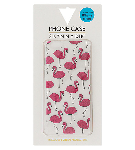 SKINNYDIP Flamingo iPhone 6plus case (Pink