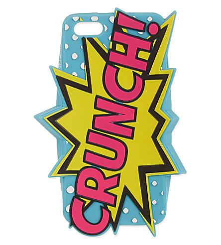 SKINNYDIP Crunch iPhone 5 case (Yellow