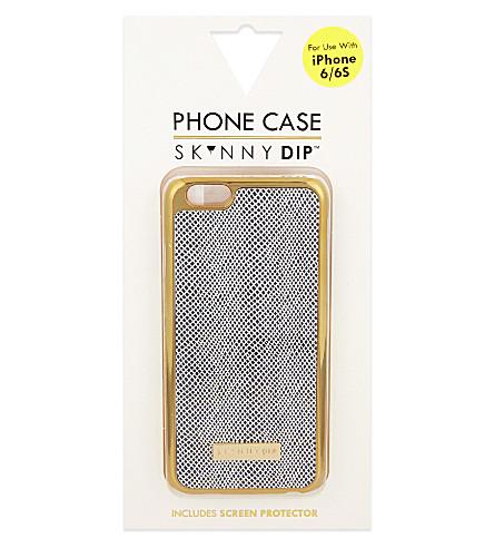 SKINNYDIP Rebel iPhone case 6/6S (Multi