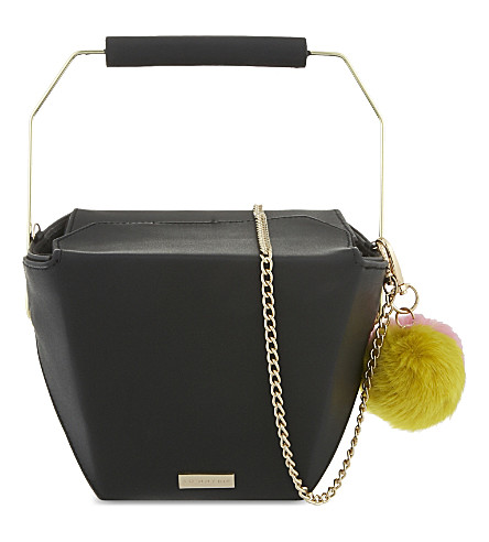SKINNYDIP Takeout handbag (Black