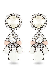 SHOUROUK Marguerite earrings