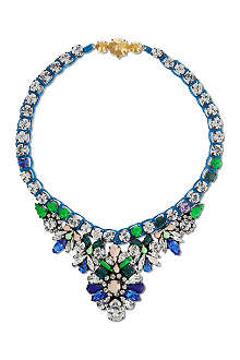 SHOUROUK Theresa crystal necklace