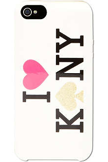 KATE SPADE I love KNY iPhone 5 case