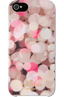 KATE SPADE Festive bubbles iPhone 5 case