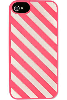 KATE SPADE Striped iPhone 5 case