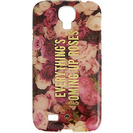 KATE SPADE Roses Samsung cover (Muti