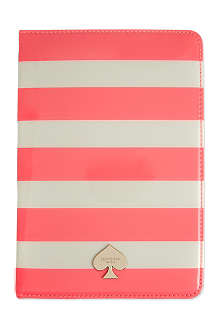 KATE SPADE Striped iPad mini case