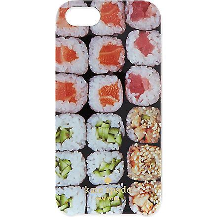 KATE SPADE Bento box iPhone 5 case (Multi