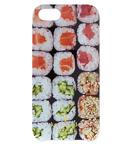 KATE SPADE Bento box iPhone 5 case (Multi