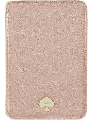 KATE SPADE Glitter Bug iPad case