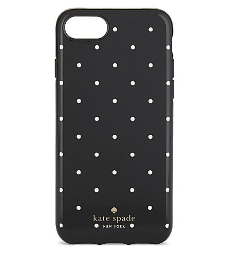 KATE SPADE NEW YORK Larabee polka-dot iPhone 7 case (Multi