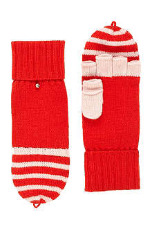 KATE SPADE Pop Top fingerless gloves