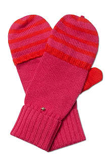 KATE SPADE Pop top gloves