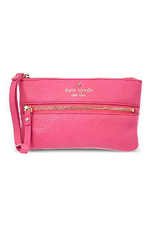 KATE SPADE Bee leather purse