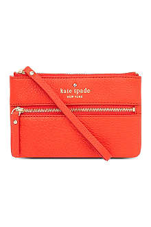 KATE SPADE Cobble hill leather purse