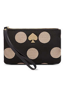 KATE SPADE City slicker pouch