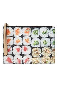 KATE SPADE Bella sushi clutch