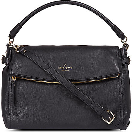 KATE SPADE Cobble Hill Little Minka bag (Black