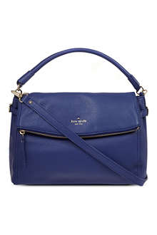 KATE SPADE Little Minka leather satchel