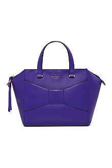 KATE SPADE 2 Park Avenue Beau leather tote