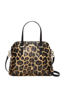 KATE SPADE Ceader Street Animal Maise cross-body bag