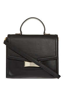KATE SPADE Penelope leather satchel