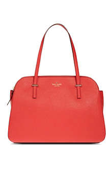 KATE SPADE Elissa saffiano leather tote