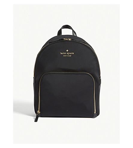 KATE SPADE NEW YORK Watson Lane Hartley backpack (Black
