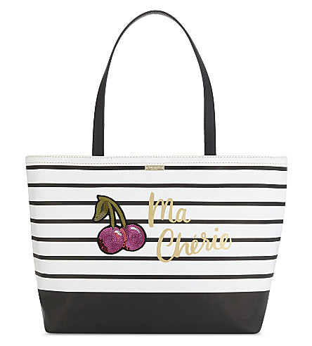 KATE SPADE NEW YORK Ma Chérie Cherries Francis tote (Multi