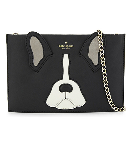 KATE SPADE NEW YORK Cherie Antoine leather shoulder bag (Multi