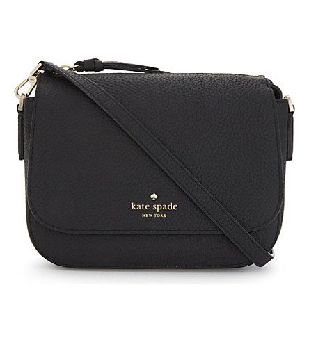 KATE SPADE NEW YORK Daniels Drive Bari cross-body bag (Black