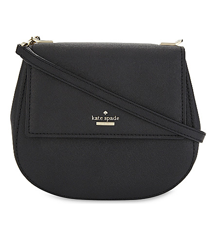 KATE SPADE NEW YORK Cameron Street Byrdie cross-body bag (Black