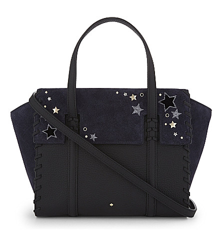 KATE SPADE NEW YORK Daniels Drive Stars Abigail shoulder bag (Twilight