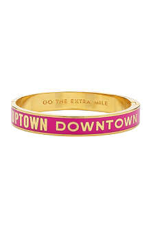 KATE SPADE Go The Extra Mile bangle