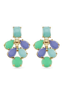 KATE SPADE Boardwalk Stroll Chandelier earrings