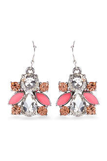 KATE SPADE Gem drop earrings