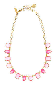 KATE SPADE Gumdrop Gems mini necklace