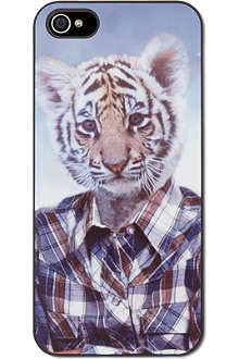 IDEAL Tiger cub iPhone case
