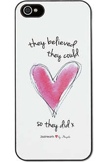 IDEAL They believed they could iphone case