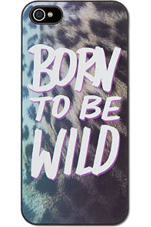 IDEAL Born to be wild iPhone case